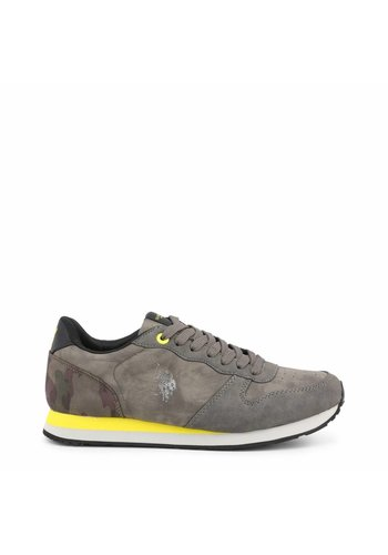 U.S. Polo Sneakers pour homme WILYS4181W7 - taupe