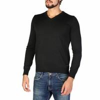 Herrenpullover KN950_TH501 - schwarz