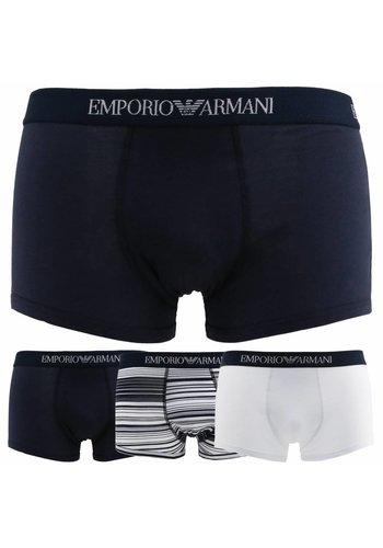 Emporio Armani Herren Boxer 3PACK_7P722