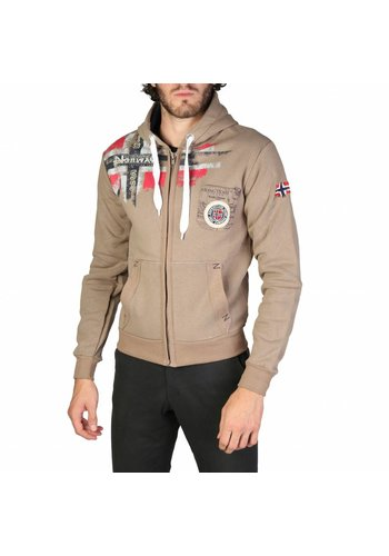 Geographical Norway Heren Vest Fespote_man - taupe