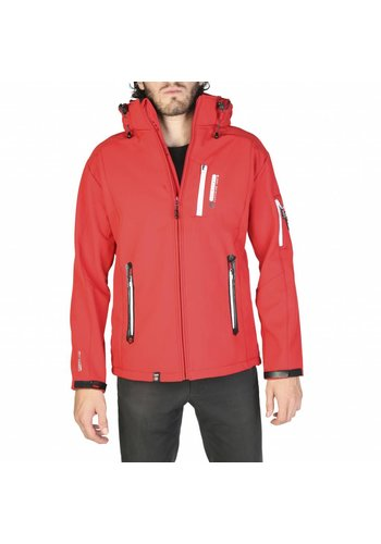 Geographical Norway Männer Jack Trava_man - rot