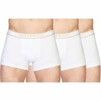 Herren Boxershorts 3er Pack - weiß