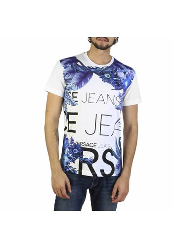Versace Jeans Herren T-Shirt Versace Jeans 2018 Kollektion