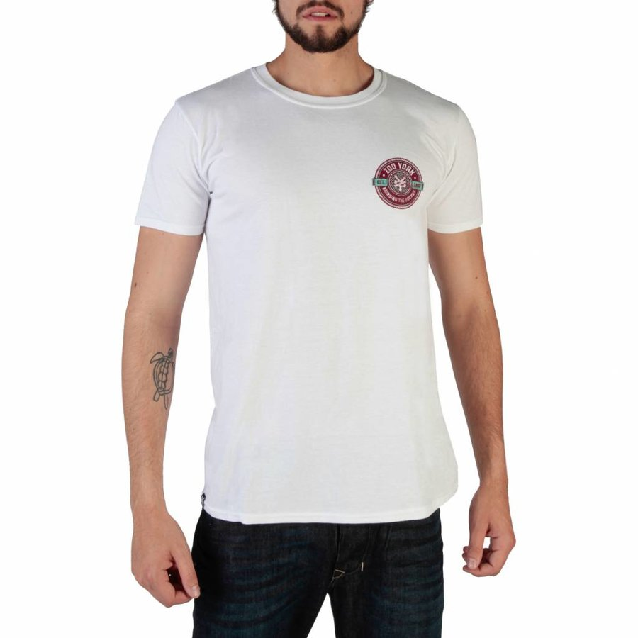 Herren T-Shirt RYMTS109 - weiß