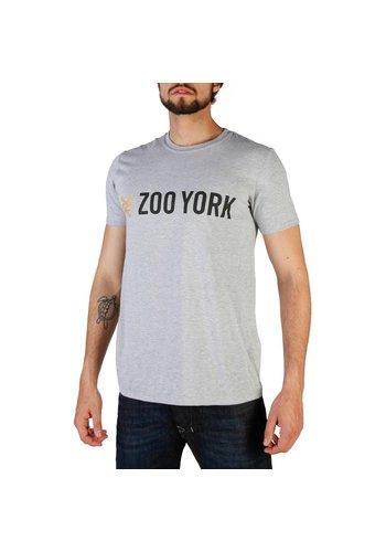 Zoo York Tee shirt homme RYMTS065 - LT gris