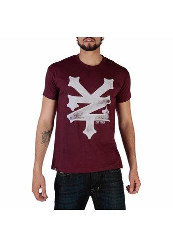 Zoo York Tee shirt homme RYMTS140 - bordeaux