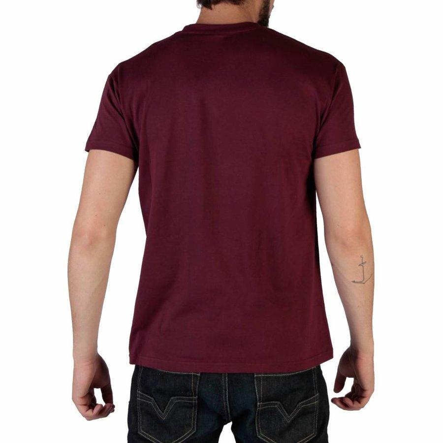 Herren T-Shirt RYMTS140 - Burgund