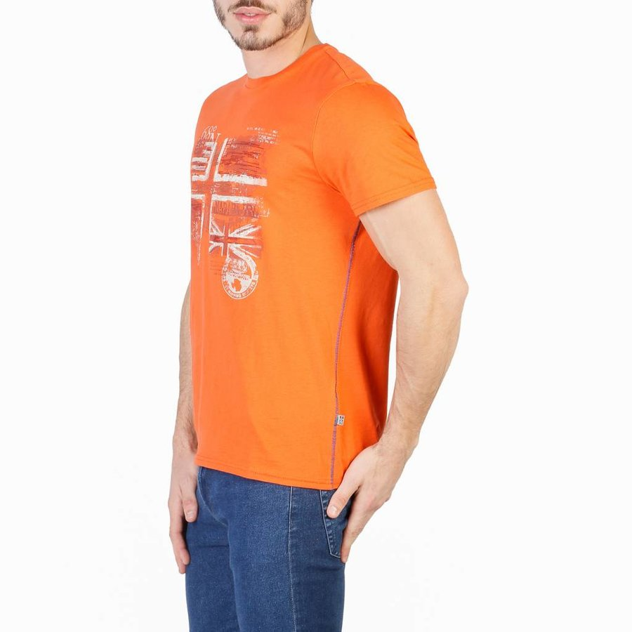 Herren T-Shirt N0YHCX - orange