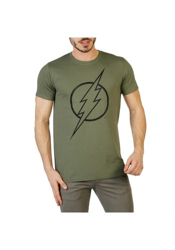 DC Comics Herren T-Shirt - grün