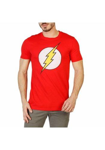 DC Comics Herren T-Shirt - rot