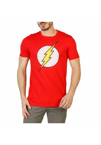 DC Comics Tee shirt homme - rouge