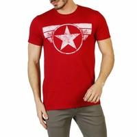 Herren T-Shirt - rot