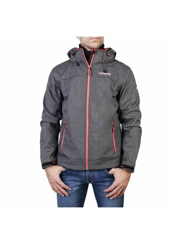 Geographical Norway Herrenjacke Twixer_man - grau