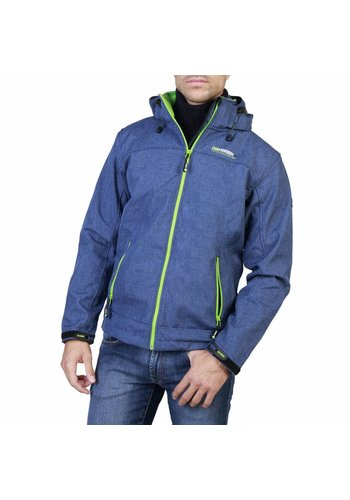 Geographical Norway Herrenjacke Twixer_man - blau