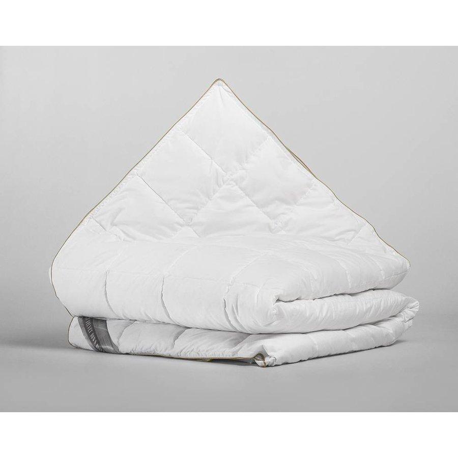 Velvet Donzen 4-Seizoenen Dekbed White