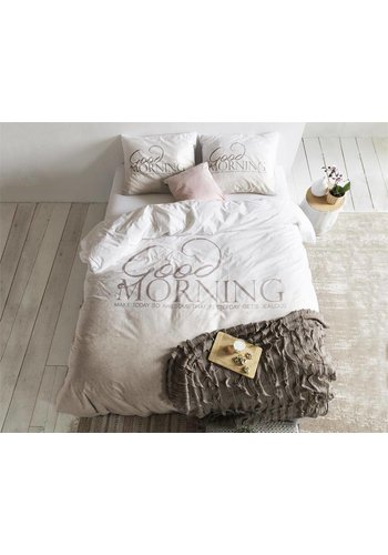 Dreamhouse Bedding Soft Morning Taupe