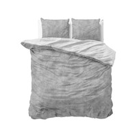 Twin Washed Cotton Grey