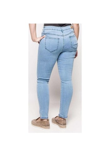 Neckermann Jeans Femme par Daysie Jeans - bleu