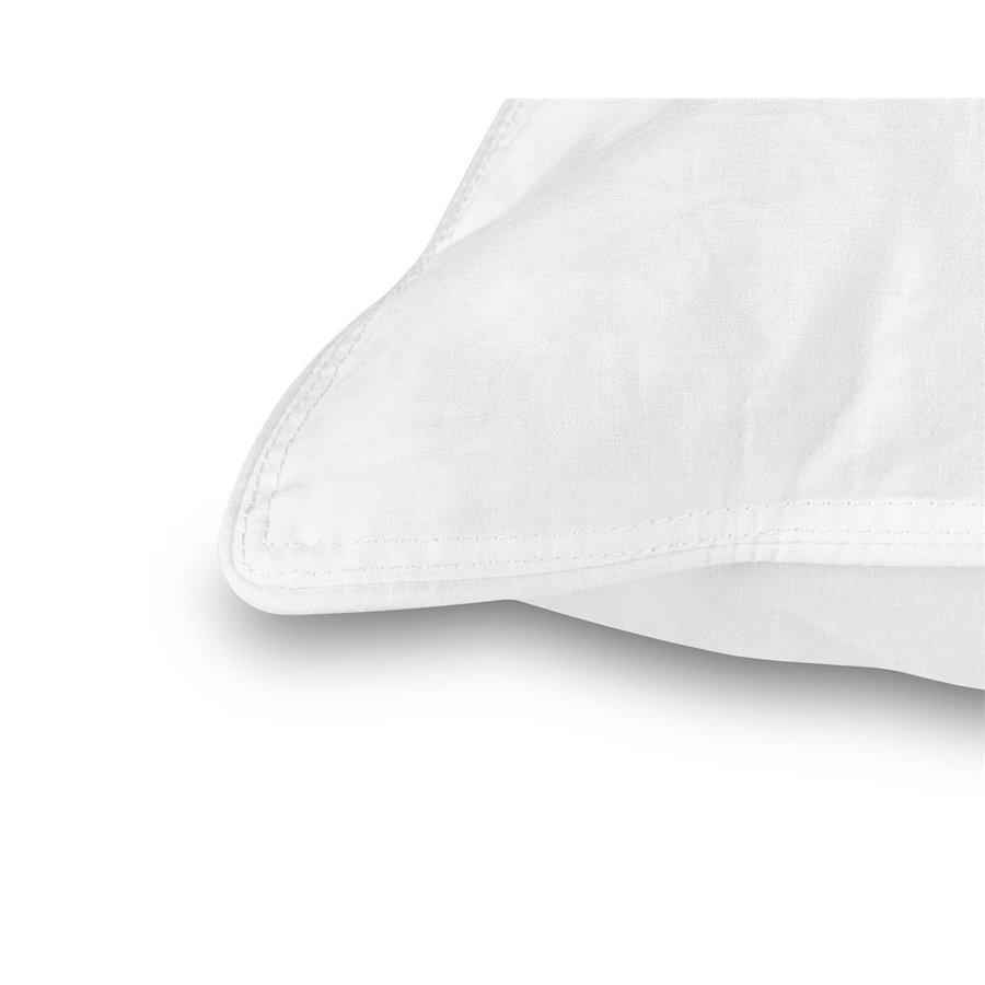 15% Down Pillow White