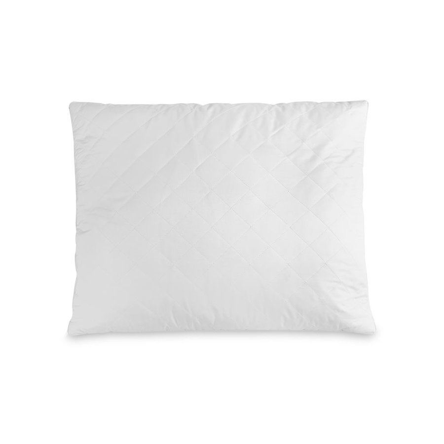 Deluxe Comfort 100% Feather Pillow White