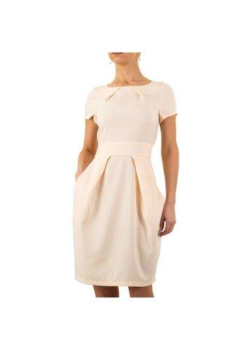 Neckermann Dames jurk van Marc Angelo - crème