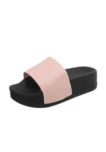Neckermann Damen Wedges - pink