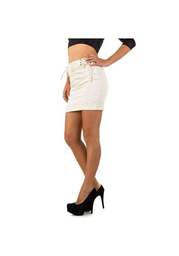 USCO Damen Rock von Usco - cream