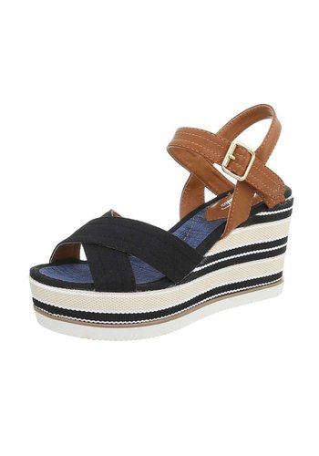 Neckermann Damen Wedges - black
