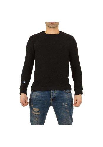 Neckermann Heren sweater van Uniplay - zwart