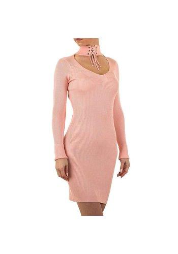 EMMA&ASHLEY Dames jurk van Emma&Ashley - 1 maat - roze