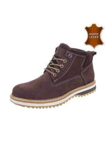 Neckermann Heren Boots - coffee
