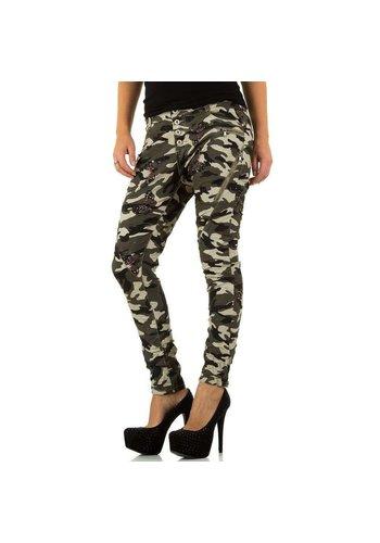 NEWPLAY Damen Jeans von Newplay - camouflage