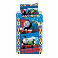 Dekbedovertrek Licentie Thomas Trein Steam Team 140 x 200