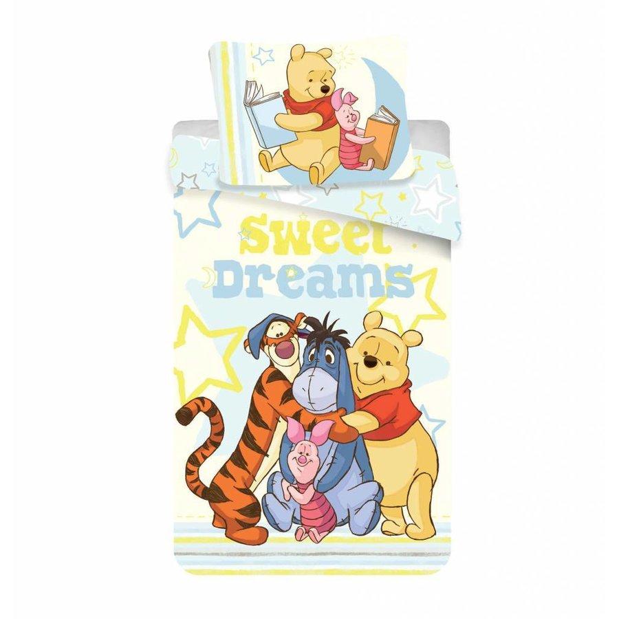 Bettbezug Lizenz Winnie the Pooh Süße Träume 140 x 200