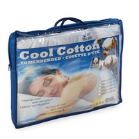 Cool Cotton Mono Zomer Dekbed Maat: