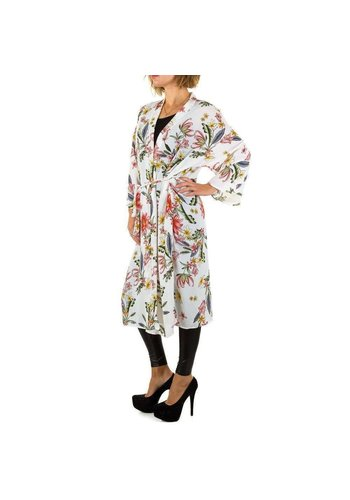SHK PARIS Dames Tuniek van Shk Paris - basiskleur wit