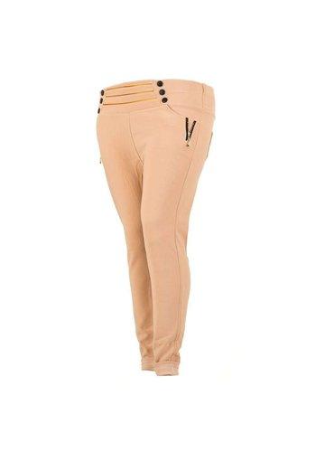HOLALA Pantalon Femme - rose