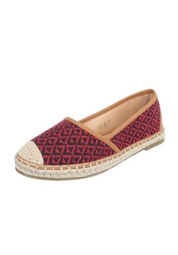 Neckermann Chaussures Casual pour femme - rouge