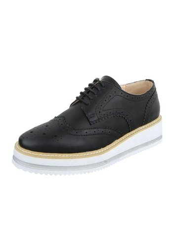 Neckermann Mocassins pour dames - noir