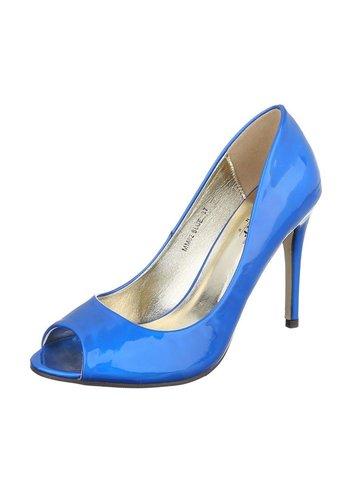 Neckermann Damen Peep Toe - blau