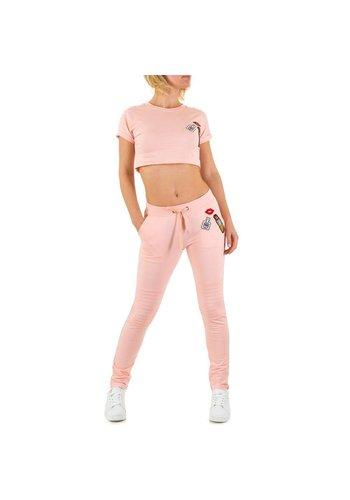 EMMA&ASHLEY DESIGN Damenhemd von Emma & Ashley Design - pink