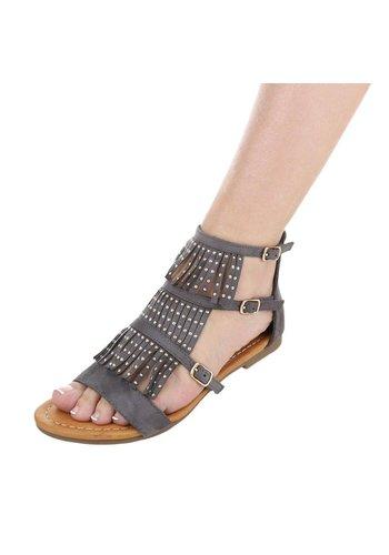 Neckermann Sandales pour femmes - gris