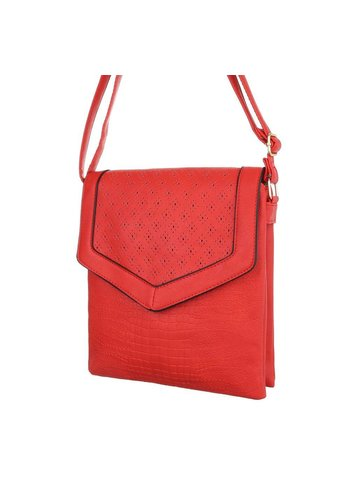 Neckermann Dames tas - rood