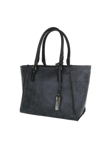 Neckermann Dames shopper - zwart
