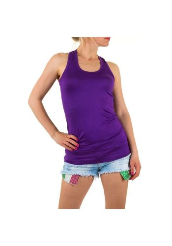 Neckermann Damen Top Gr. one size - violet