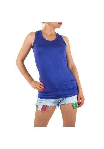 Neckermann Damen Top Gr. one size - DK.blue