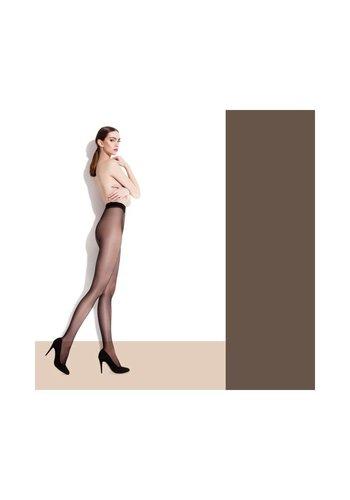 Neckermann Dames Panty van Fiore - mocca