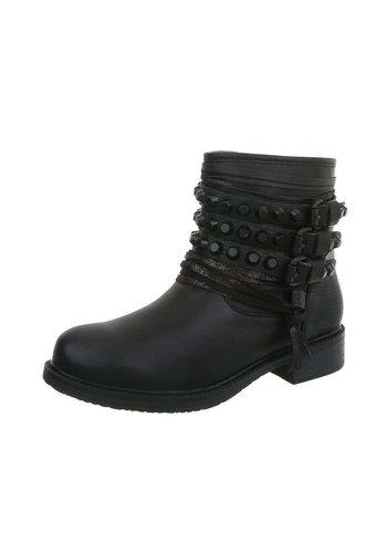 Neckermann Damen Klassische Stiefeletten - black