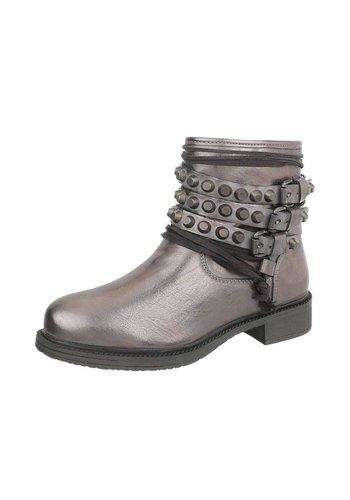 Neckermann Damen Klassische Stiefeletten - grey