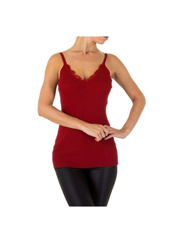 EMMA&ASHLEY Damen Top von Emma&Ashley Gr. one size - red